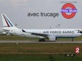 Sarko : son nouvel avion présidentiel
