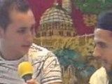 German converts to ISLAM !   Zum Islam konvertiert