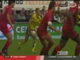 Rugby, Clermont Auvergne / Stade Toulousain: 16-6