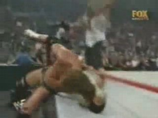 Chyna vs triple h