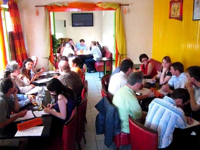 MoDem des Hauts-de-Seine :  campagne de Pierre Creuzet