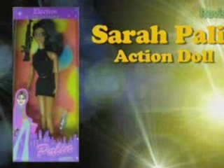 Internet Superstar - Episode 61 - Sarah Palin Action Doll