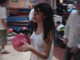 Foutoir au bowling