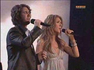Céline Dion & Josh Groban, The Prayer