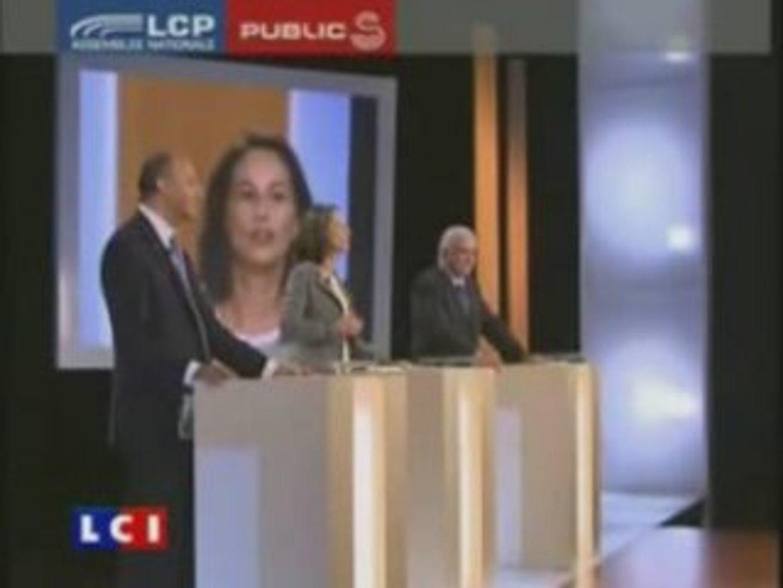 Les débats du PS - Rigolo Parodies - Cretin Blog