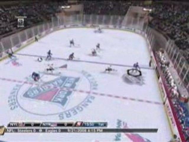 NHL 2K9 Team Up