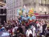 TECHNO PARADE 2008  PARIS EN DIRECT