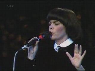 Mireille Mathieu - live Bratislavská lyra 1985