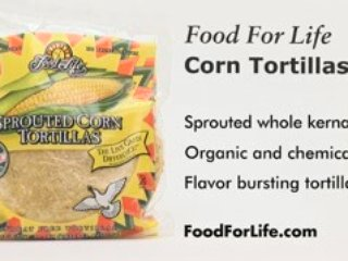 Food For Life Corn Tortillas – Health Food Review No. 32