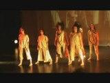 Gala danse à l'atelier relais 2008