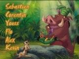 Wavrin vs HBCBP : Coco, Vic, Seb, Alex, Youss, Flo et Kevin