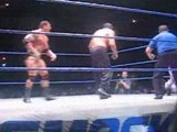 Batista & Rey Mysterio vs Finlay & The Great Khali 6/11