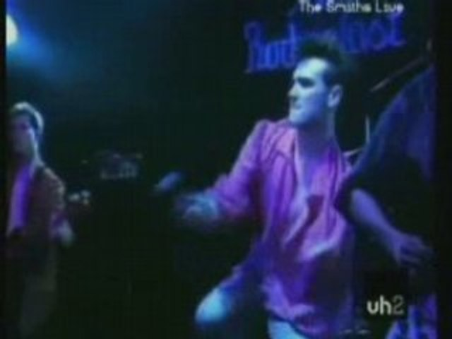 The Smiths live in Germany part 1