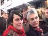 Naturally 7 dans le métro à Paris
