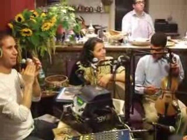 Myriam SULTAN Live Beur-FM 19/09/08 (Yaljamala-Waalache) 2/2
