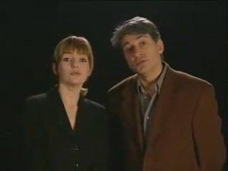 Isabelle Habiague et  Didier Bezace