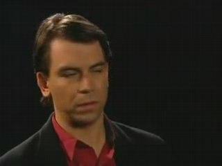 """Philippe Torreton """"Klaus Barbie"""""""