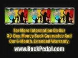 Rock Band 2 Drum Pedal - Rock Pedal Warranty Announcement