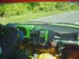 slalom de la vallée de l'heureuse 2008 LECOMTE DENIS