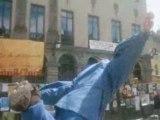 festival d'arts de rue à aurillac 2008, un drôle d'homme