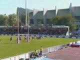 Stade Français Paris Rugby  - Brive top14  20/09/2008