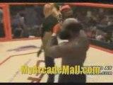 Kimbo Slice fights in MMA!! - Fighting Video