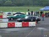 ATD 2008 - Vichy -  Mustang vs Mustang