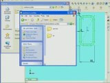 Solidworks 2007 2008 03-07 Weldments - Custom Profile