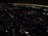 Vue de l'Empire State Building de nuit