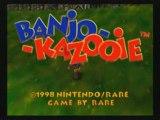 ingame Banjo & Kazooie