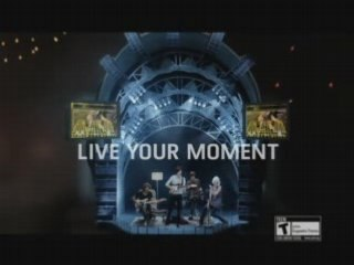 """Xbox """"live your moment"""" spot"""