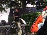 Sclavis + courtois jazz sous les arbres