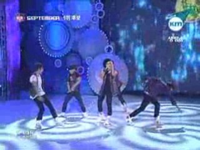 080925 Big Bang- Haru Haru Mnet