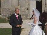 Voeux Mariage Alexandre et Gladys 20 setembre 2008