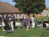 Entrée Mariage Alexandre et Gladys 20 septembre 2008