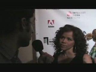 Rosie Perez on Tilzy.TV