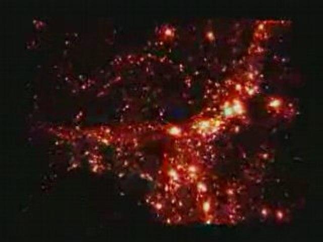 Vision de l'univers