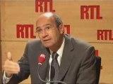 Eric Woerth invité de RTL
