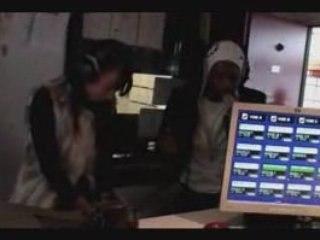 """Melissa M & Pras des Fugees au 6/9 chantent """"Blues de toi"""""""