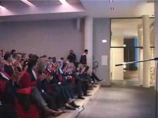 Remise des Diplômes Executive MBA ICN 2008