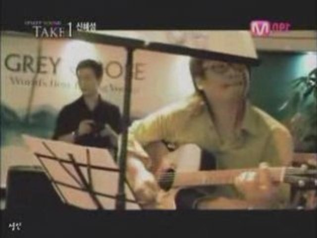 080926 Mnet street sound take1 - Hyesung (Full)