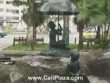 Cali Hotels - Park of the Turtles (Tortugas). Cali Colombia