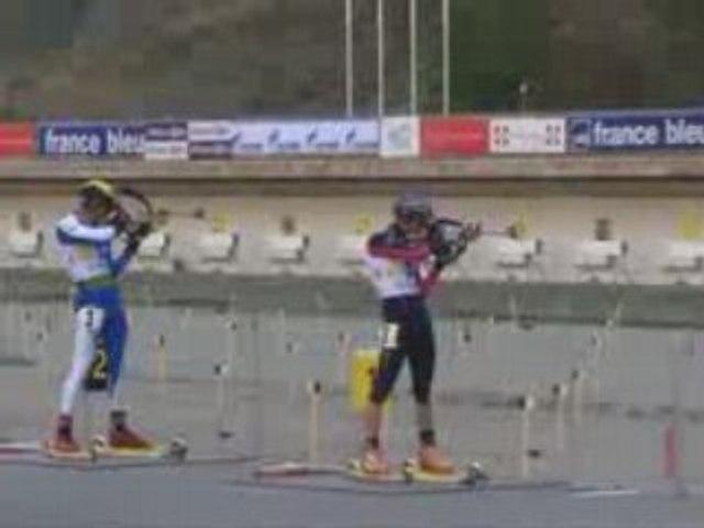 Championnat du monde de biathlon d'été