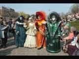 Masques et costumes Paris et Remiremont