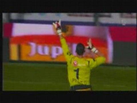 Goal de Silvio Proto (GBA - Gand 2-2)