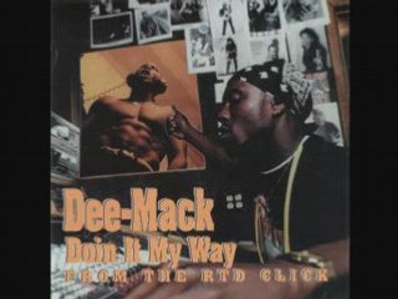 Dee-Mack    ain't no love (grave)