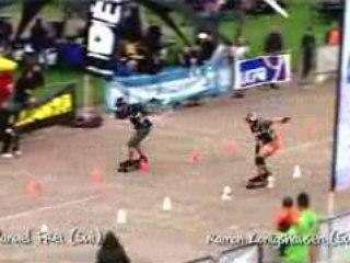 DESAXE World Cup Skateboard Slalom le film