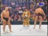 The Big Show vs Akebono Sumo Match