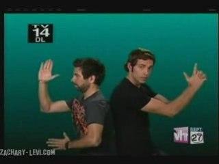 Zachary & Joshua from Chuck
