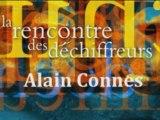 50 ans de l'IHES: Alain Connes